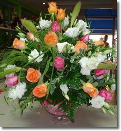 Composizioni e mazzi floreali